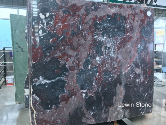 Red Luxury  Marble